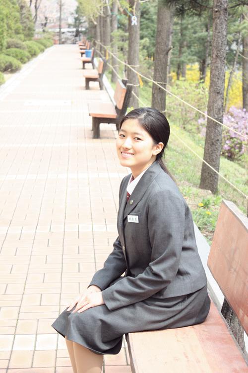 미림여자정보과학고등학교 최은진양