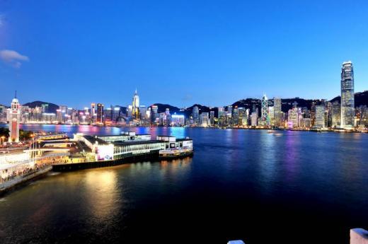 홍콩 시내 전경 /사진=머니위크DB