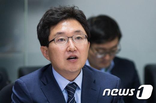 김용태 새누리당 혁신위원장. /사진=뉴스1