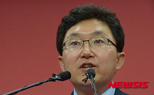 제20대 총선 서울 양천을 김용태 의원이 새누리당 혁신위원장으로 선출됐다. /사진=뉴시스