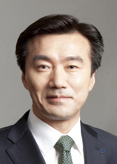 김한기 대림산업 대표이사. /사진=대림산업