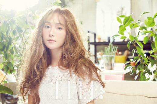 """제시카, """"컴백 앞두고 설렌다…'위드 러브 제이'에 남다른 애정"""""""