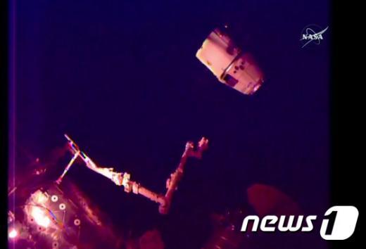국제우주정거장(ISS) 지구일주. /자료사진=뉴스1
