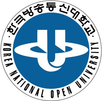 ▲한국방송통신대학교 로고/사진=한국방송통신대학교 제공