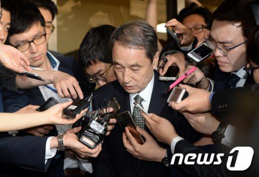 신현우 옥시 전 대표. /자료사진=뉴스1