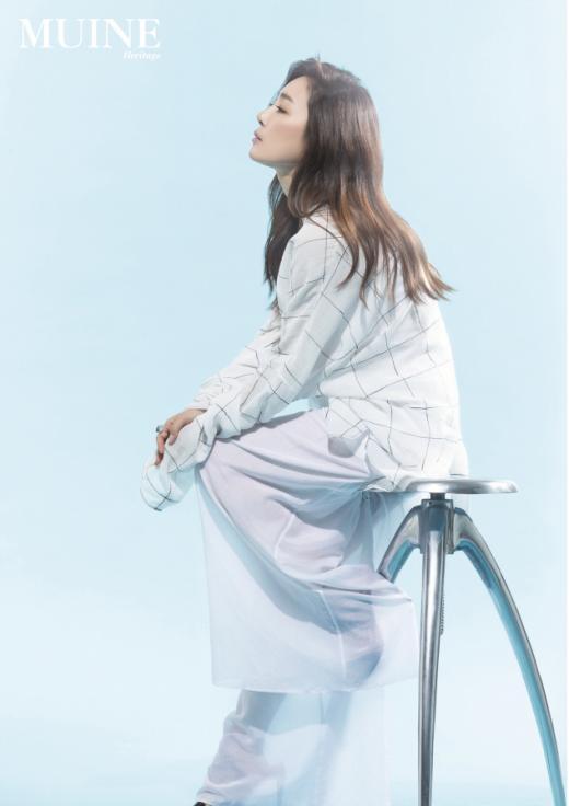 """문정희, """"음악과 춤으로 리프레쉬…살사 공연, 소원이 이루어진 것"""""""