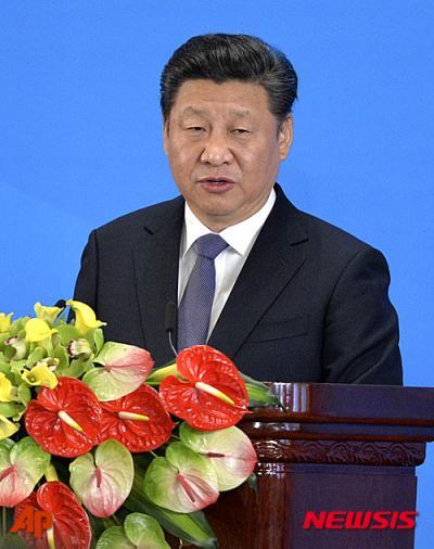 G7 정상회의. 시진핑 중국 국가주석. /자료사진=뉴시스