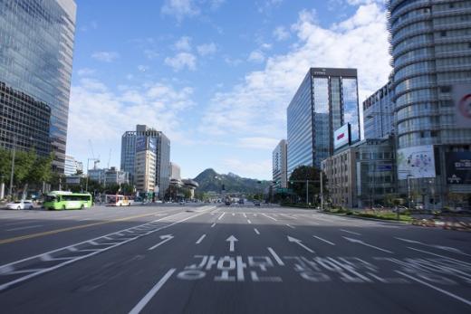 서울시내 집회. 대규모 집회와 행진으로 서울 도심의 교통 혼잡이 예상된다. /자료사진=이미지투데이