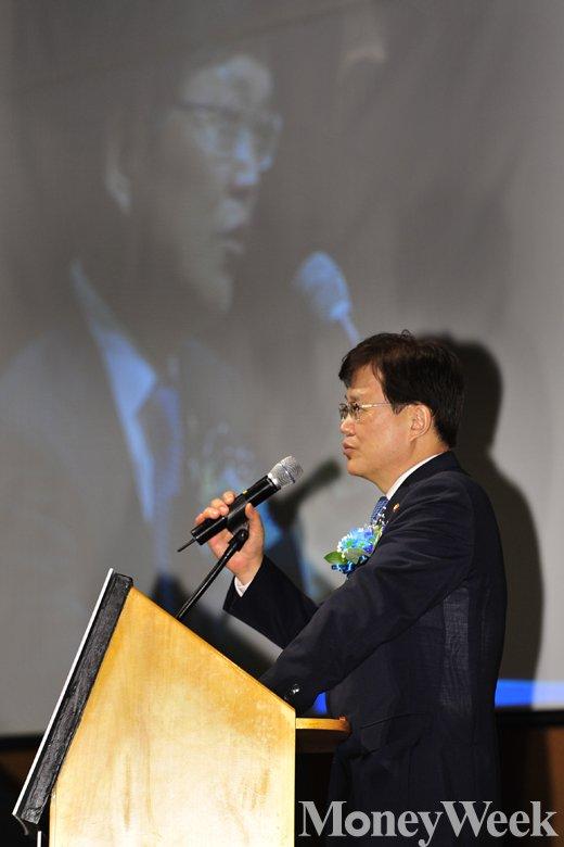 """[MW사진] 최양희 장관 """"지금껏 갈고 닦은 실력 후회 없이 발휘하길"""""""