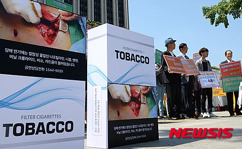담배 경고그림. /자료사진=뉴시스