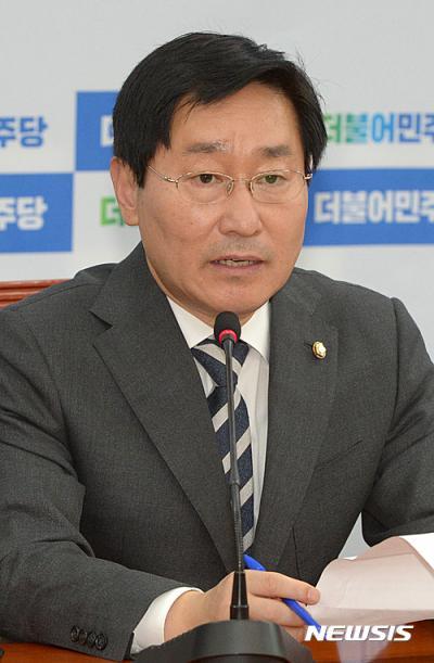 박범계 더불어민주당 의원. /자료사진=뉴시스