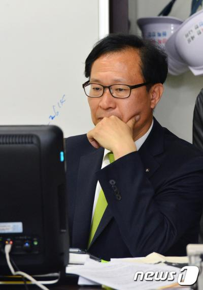 문병호 국민의당 전 의원. /자료사진=뉴스1