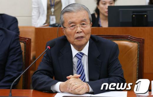 더불어민주당 김종인 대표. /자료사진=뉴스1