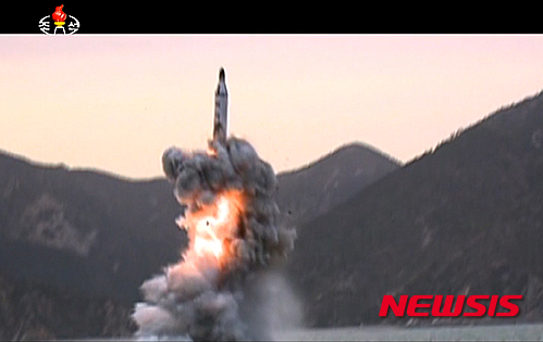 무수단 미사일. /자료사진=뉴시스