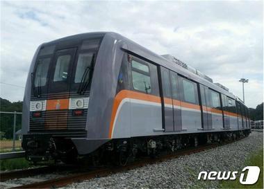 인천교통공사. 인천도시철도 2호선 차량. /자료사진=뉴스1