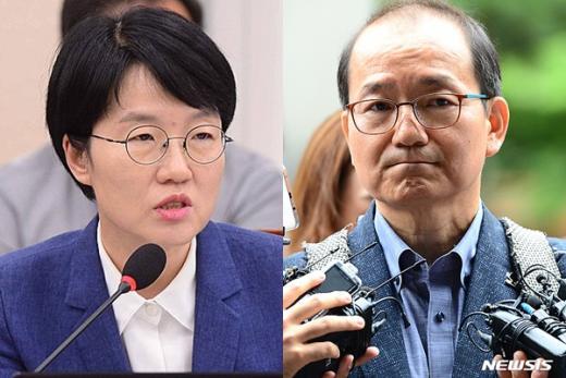 박선숙 의원 소환·왕주현 영장심사. /자료사진=뉴시스