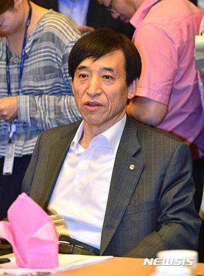 한국은행 이주열 총재. /자료사진=뉴시스