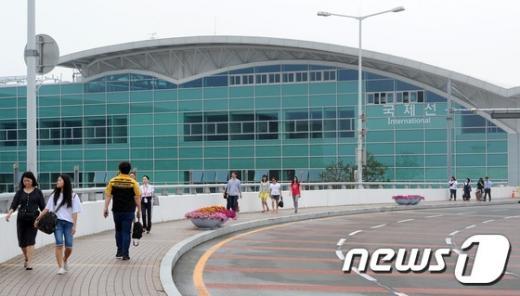 남부에어. 김해 신공항. /자료사진=뉴스1