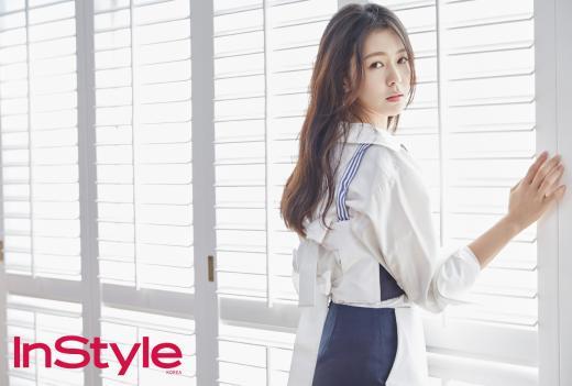 """경수진, """"신인 시절 만났던 박보검과 작품에서 다시 만나고 싶어"""""""