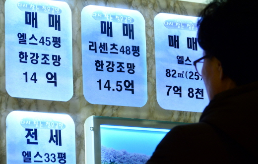 6월 전국 아파트 매매가 상승률이 서울과 수도권은 높았던 반면 지방은 낮게 나타났다. /사진=뉴시스 DB