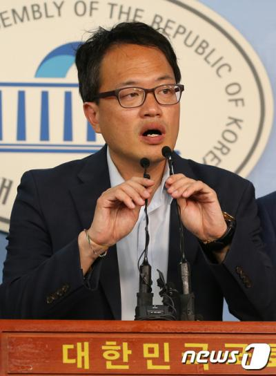 더민주 박주민 의원. /자료사진=뉴스1
