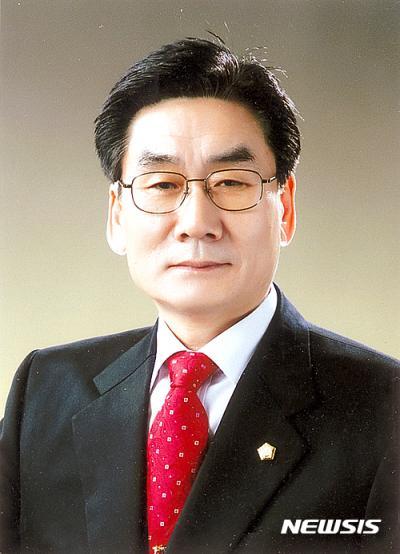 포항시의회. 7대 후반기 의장에 선출된 문명호 의원. /자료사진=뉴시스