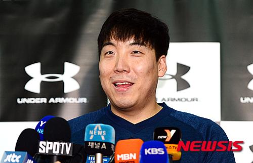 김현수 홈런. /사진=뉴시스