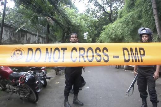 방글라데시 테러/사진=뉴시스DB