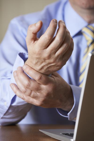 손목터널증후군 원인. /자료사진=이미지투데이