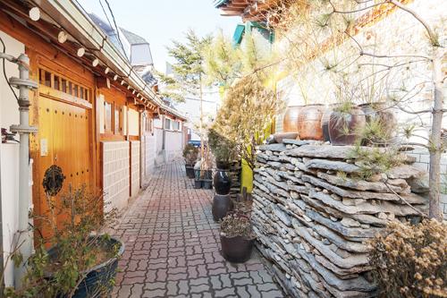서촌마을. /사진 제공=한국관광공사