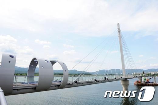 소양강 스카이워크. /자료사진=뉴스1