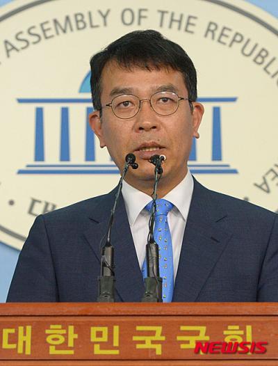 사드 배치 결정 논란. 김종대 정의당 의원. /자료사진=뉴시스