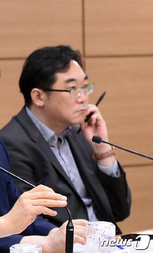 나향욱 교육부 정책기확관 /사진=뉴스1 DB
