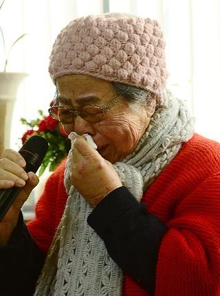 위안부 피해자 유희남 할머니. /사진=뉴스1 박세연 기자