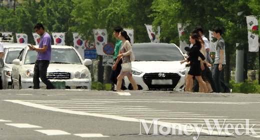 [MW사진] 찜통더위 대한민국, '오늘밤 열대야 증상까지'
