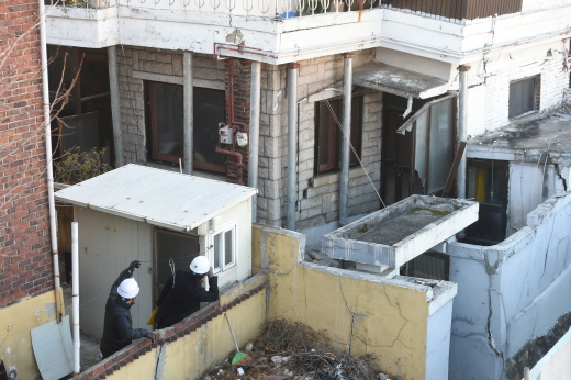 무허가 업자의 빌라·다세대주택·소규모 빌딩 시공이 빈번에 안전 위협이 심각한 것으로 나타났다. /사진=뉴시스 DB