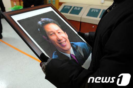 김근태 전 민주통합당 상임고문. /자료사진=뉴스1