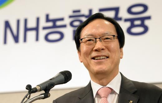 김용환 농협금융회장/사진=뉴스1