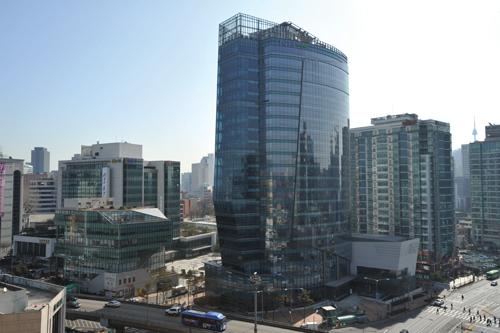 농협금융지주전경. /사진제공=NH농협금융그룹