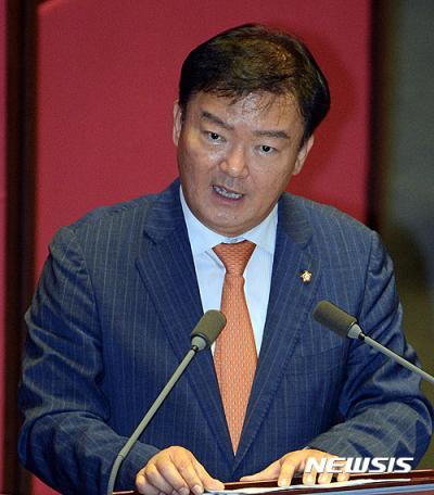 민경욱 새누리당 의원. /자료사진=뉴시스