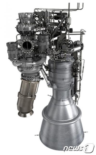 한국형발사체(KSLV-2) 75톤급 액체로켓. /자료사진=뉴스1