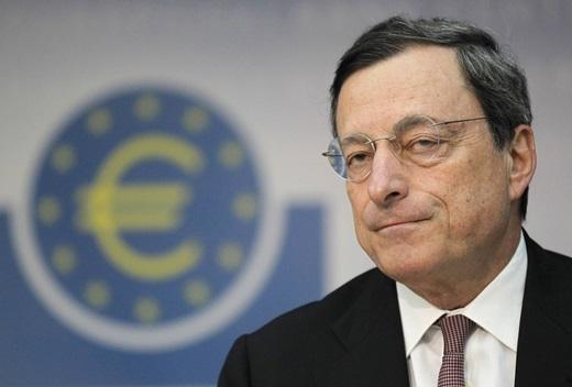 마리오 드라기 유럽중앙은행(ECB) 총재. /사진=머니투데이 DB