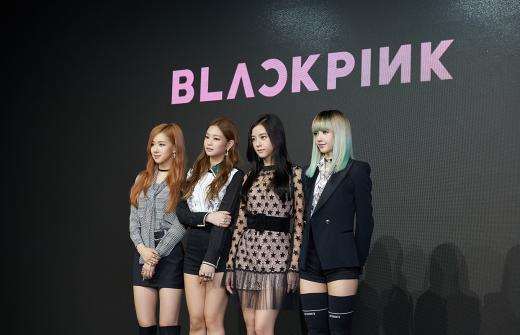 걸그룹 블랙핑크, 코스메틱 브랜드 문샷 브랜드 모델로 발탁