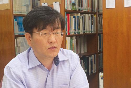 김태섭 주택산업연구원 정책연구실장. /사진제공=김태섭 정책연구실장