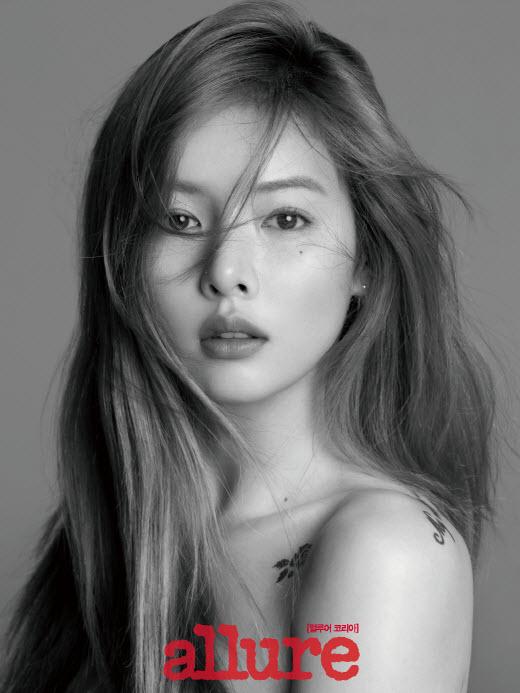"""현아, """"데뷔 10년차, 아직 가수로 보여줄 것도 많이 남아"""""""