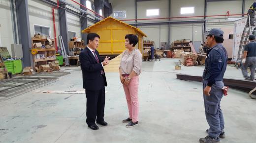 박정환 광주조달청장, 취임 후 첫 현장 소통 행보