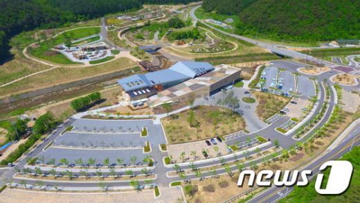 국립백두대간수목원이 오늘(2일) 임시 개관한다. /자료사진=뉴스1
