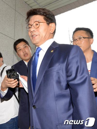 이청연 인천시교육감이 지난달 29일 인천지방법원에 출석하고 있다. /자료사진=뉴스1