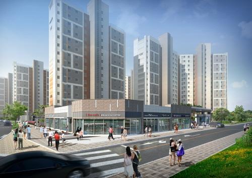 스트리트상가와 아파트단지의 결합… 더블상권 '인기'