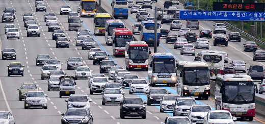 한글날 고속도로 교통 상황은 대체로 원활할 것으로 전망된다. /사진=뉴시스 DB